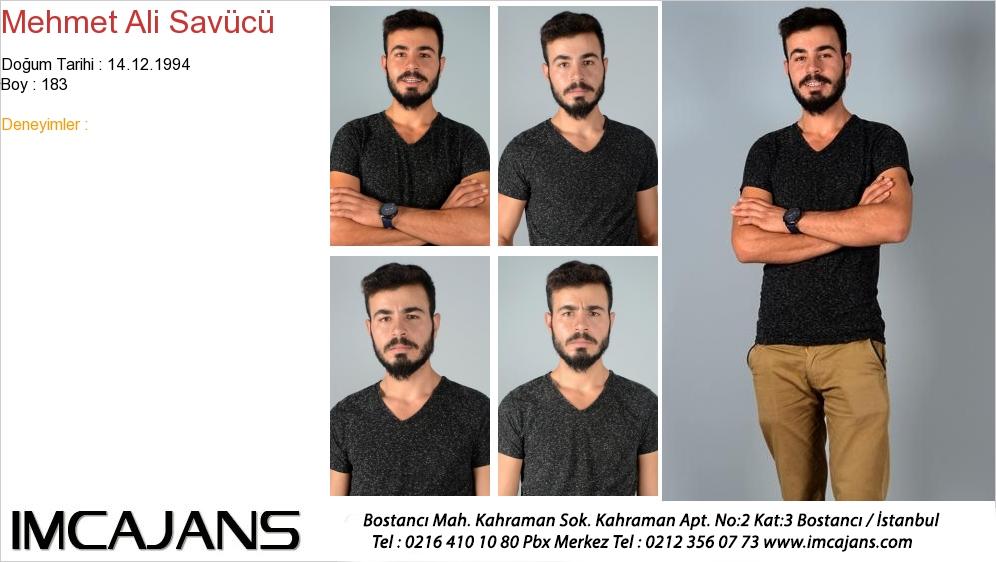 Mehmet Ali Savücü - IMC AJANS