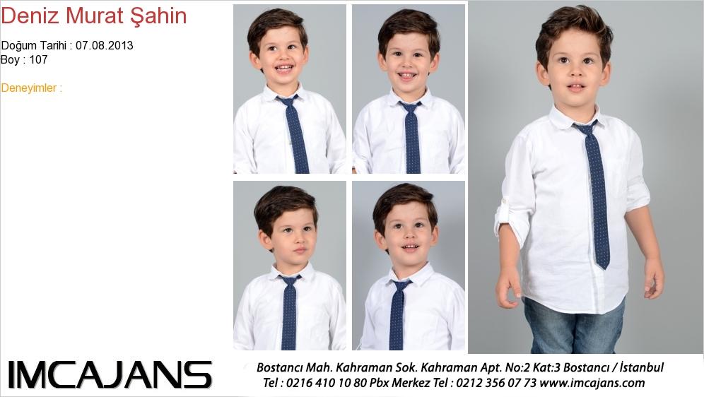 Deniz Murat Þahin - IMC AJANS