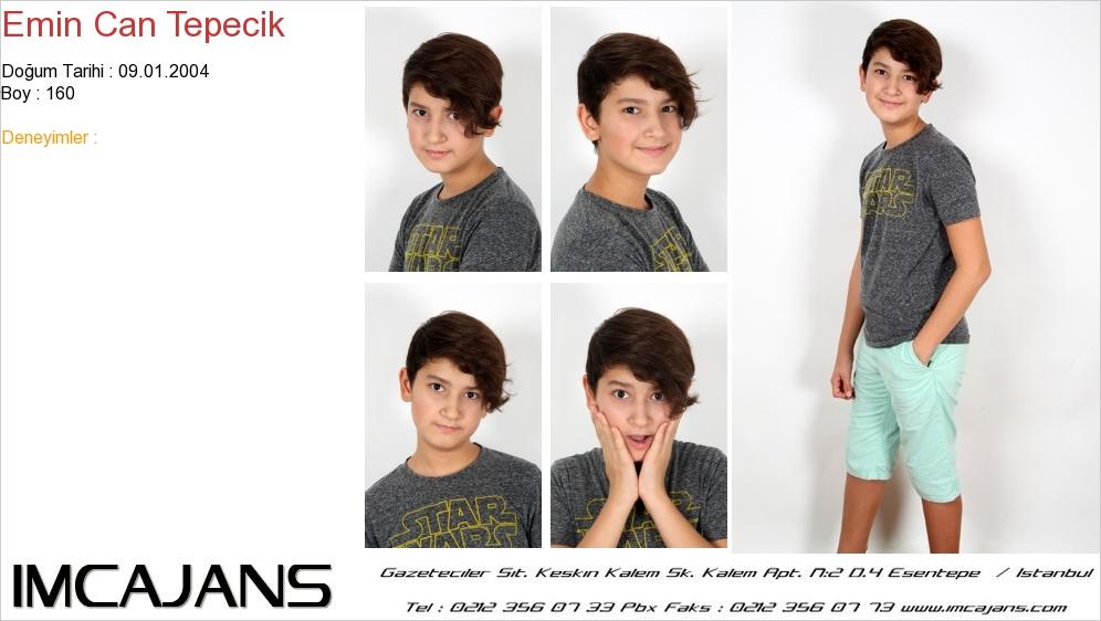 Emin Can Tepecik - IMC AJANS