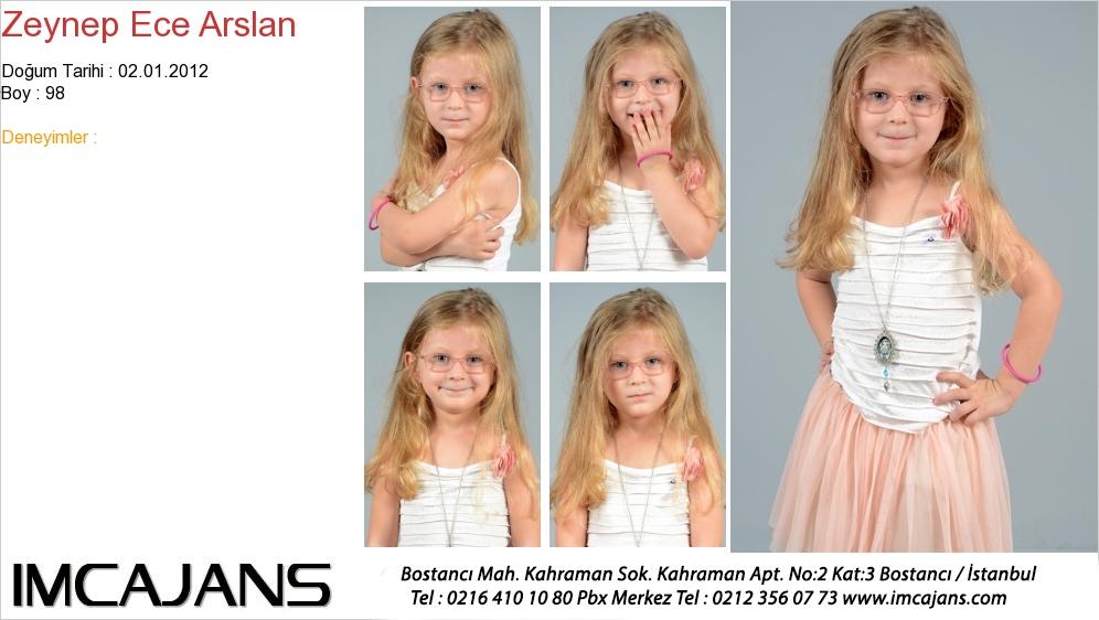 Zeynep Ece Arslan - IMC AJANS