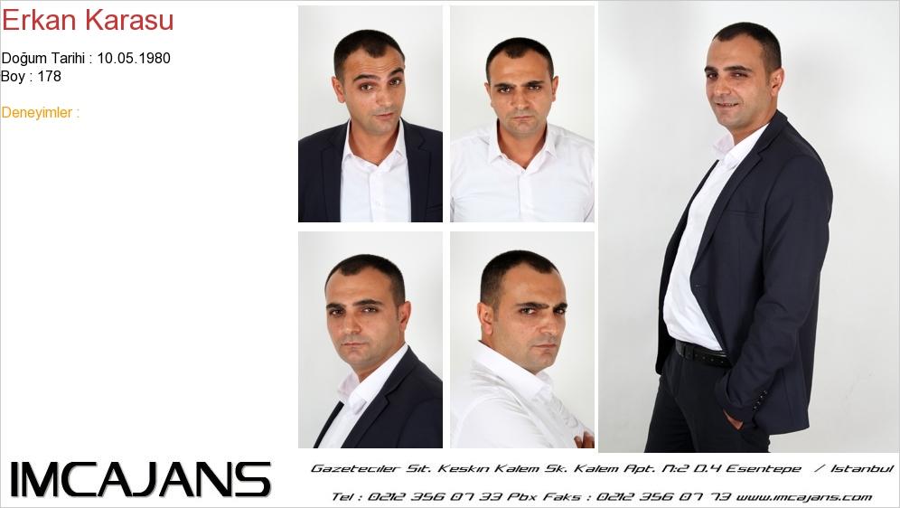 Erkan Karasu - IMC AJANS