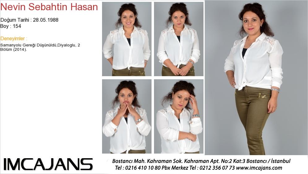 Nevin Sebahtin Hasan - IMC AJANS