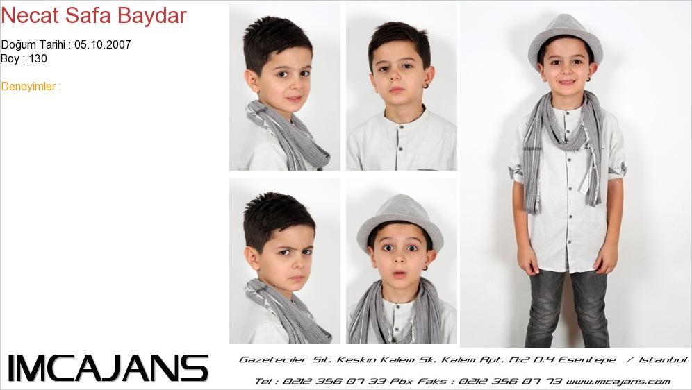 Necat Safa Baydar - IMC AJANS