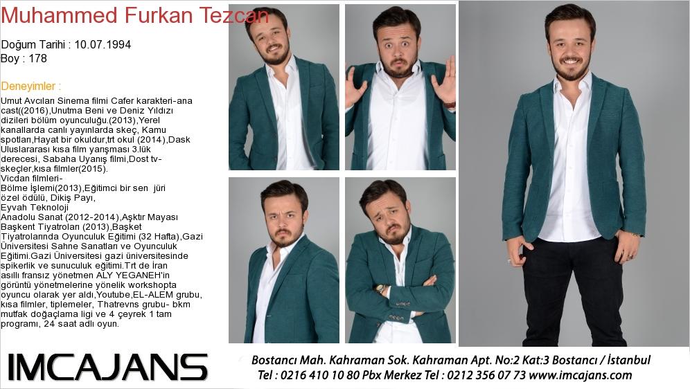 Muhammed Furkan Tezcan - IMC AJANS