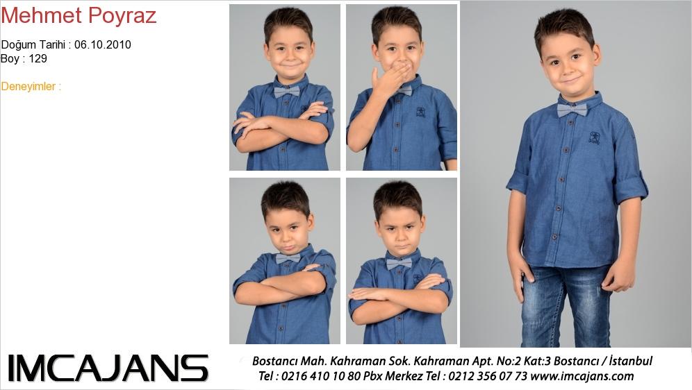 Mehmet Poyraz - IMC AJANS