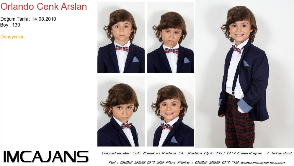 Orlando Cenk Arslan - IMC AJANS