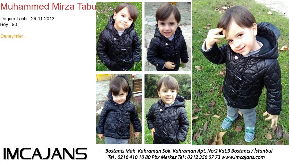 Muhammed Mirza Tabu - IMC AJANS