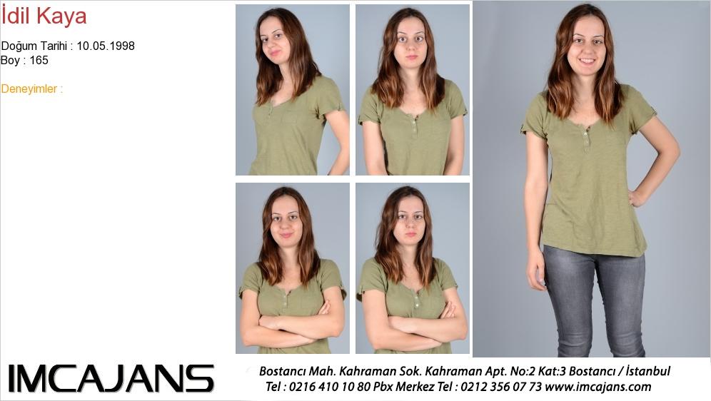 Ýdil Kaya - IMC AJANS