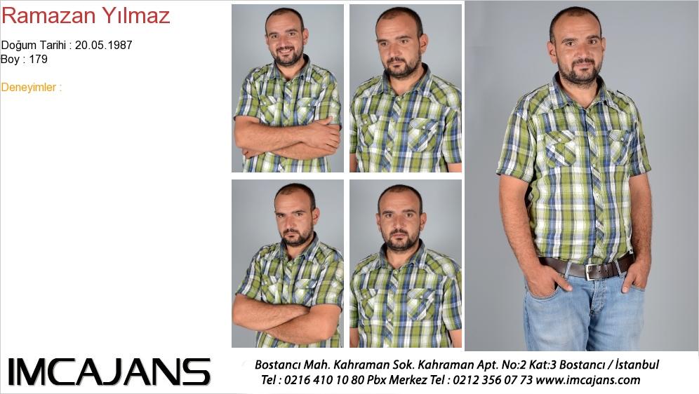 Ramazan Yýlmaz - IMC AJANS