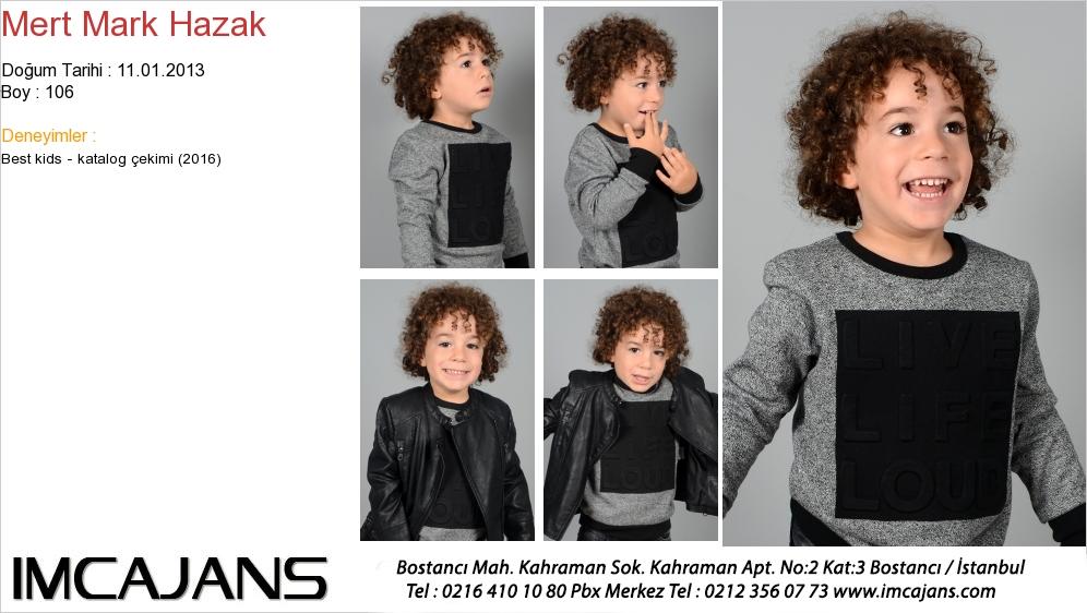 Mert Mark Hazak - IMC AJANS