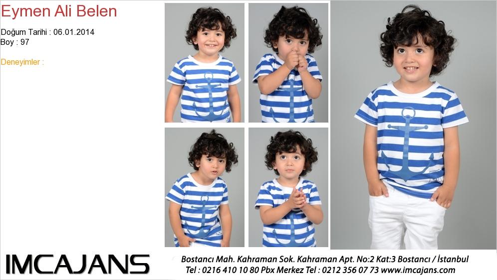 Eymen Ali Belen - IMC AJANS