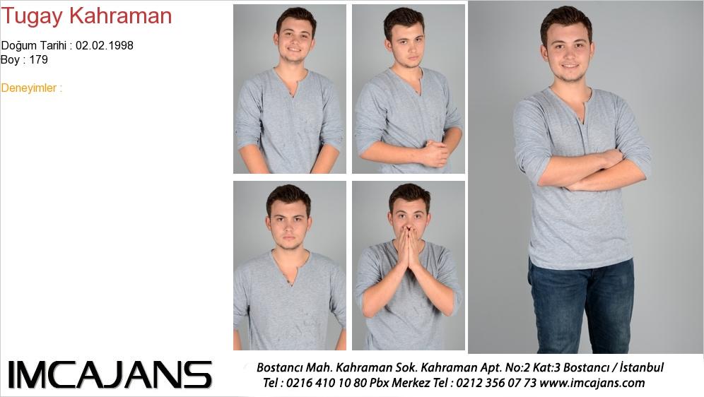 Tugay Kahraman - IMC AJANS