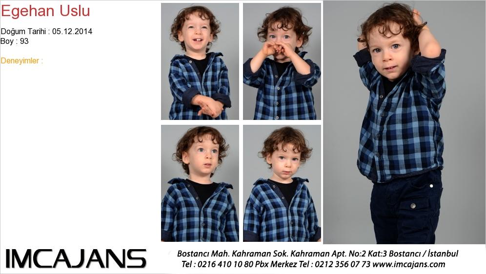 Egehan Uslu - IMC AJANS