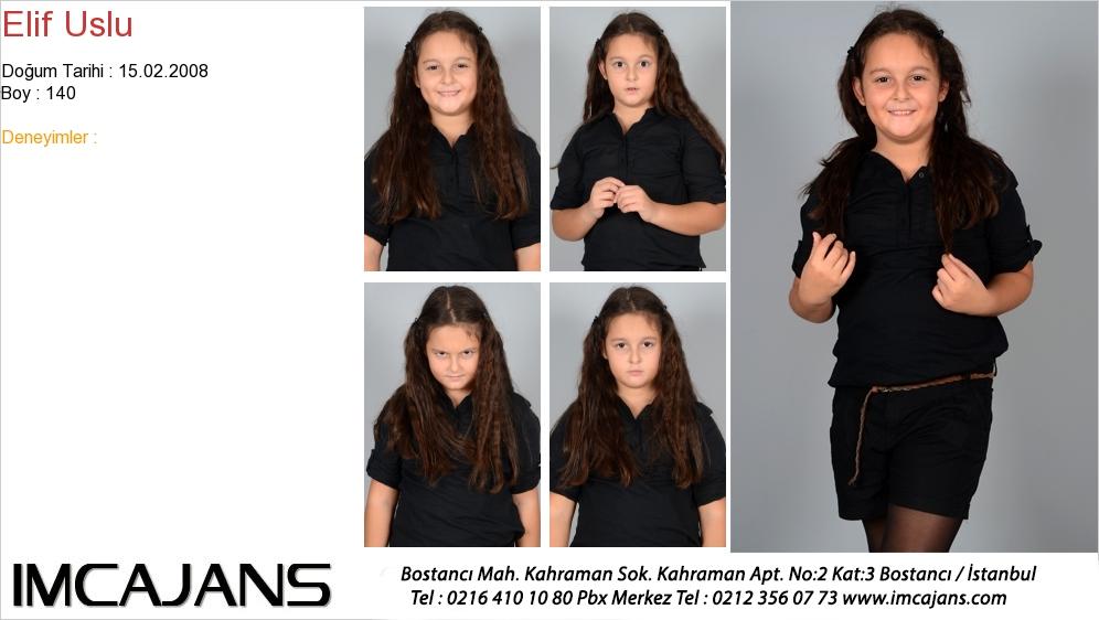 Elif Uslu - IMC AJANS