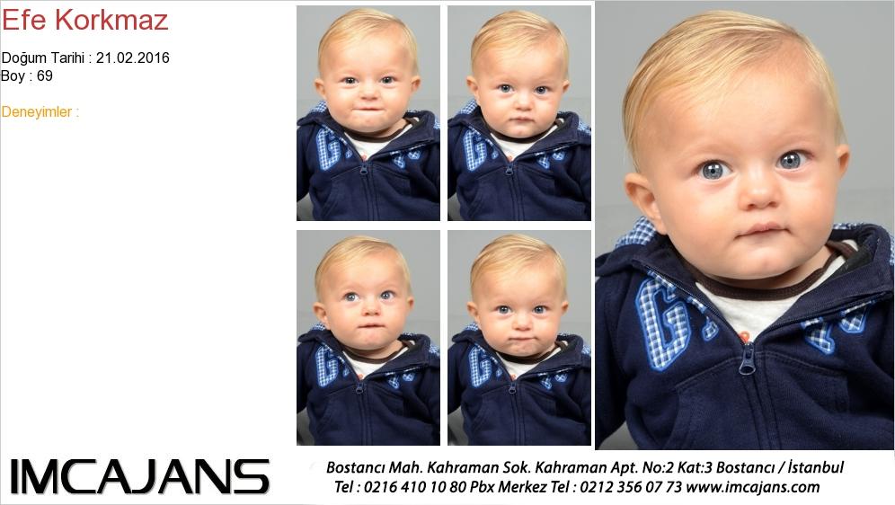 Efe Korkmaz - IMC AJANS
