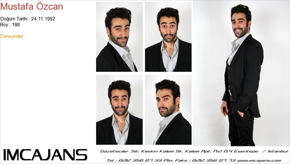 Mustafa Özcan - IMC AJANS