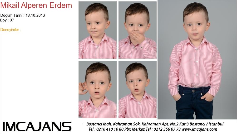 Mikail Alperen Erdem - IMC AJANS