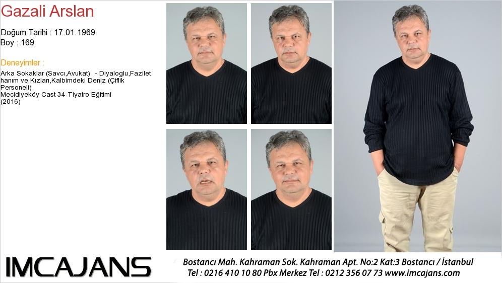 Gazali Arslan - IMC AJANS