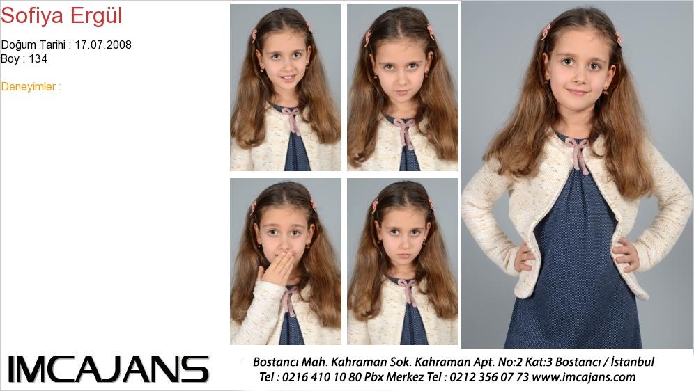 Sofiya Ergül - IMC AJANS