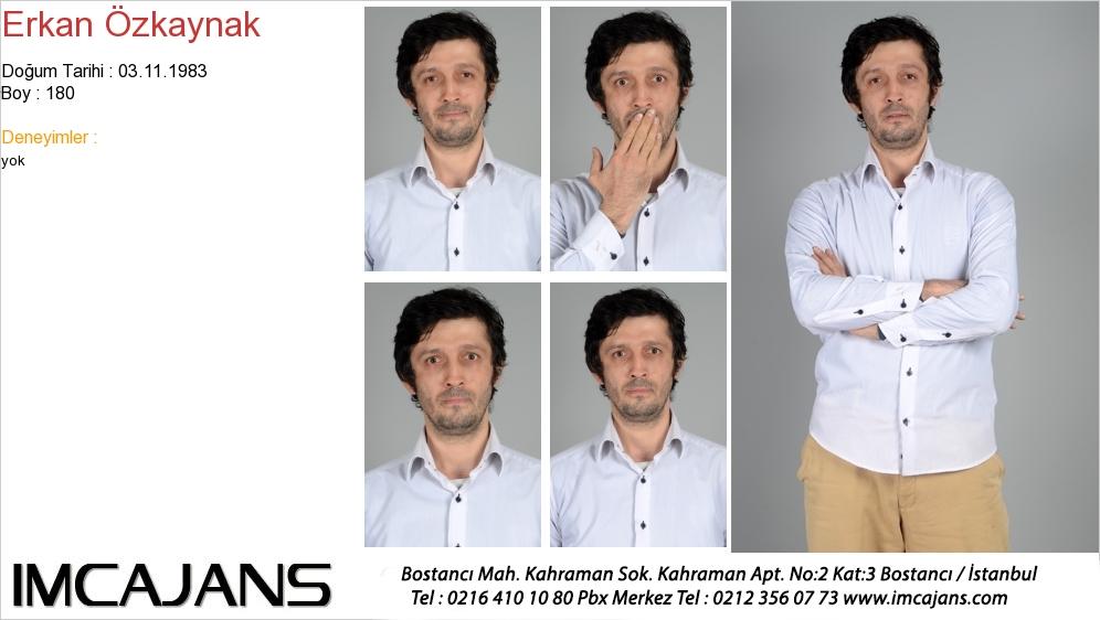 Erkan Özkaynak - IMC AJANS