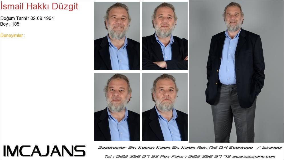 Ýsmail Hakký Düzgit - IMC AJANS