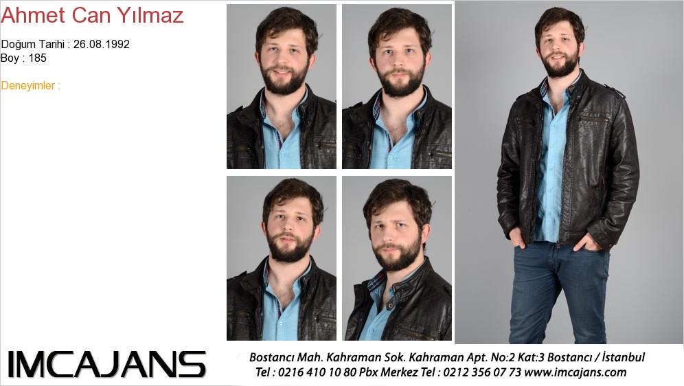 Ahmet Can Yýlmaz - IMC AJANS