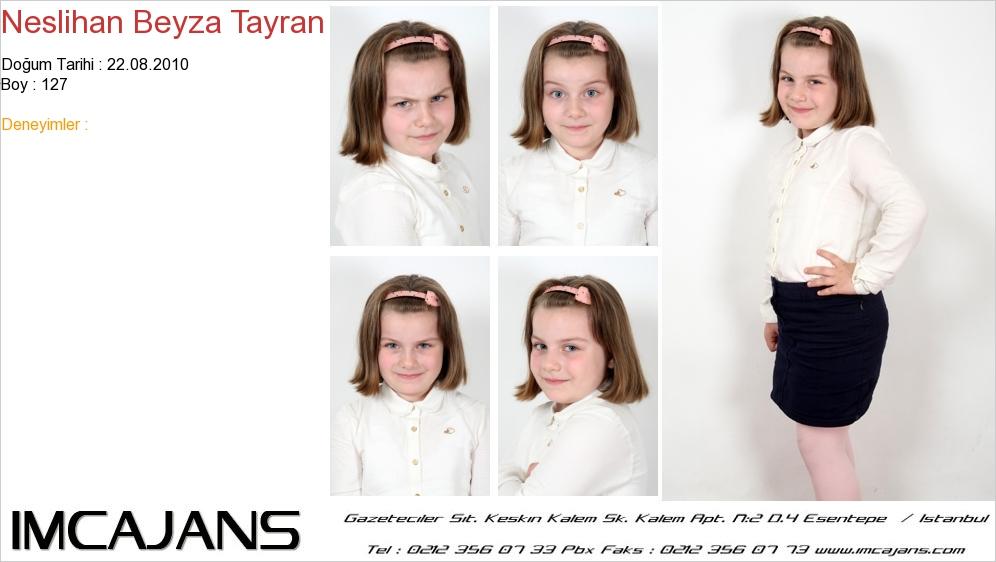 Neslihan Beyza Tayran - IMC AJANS