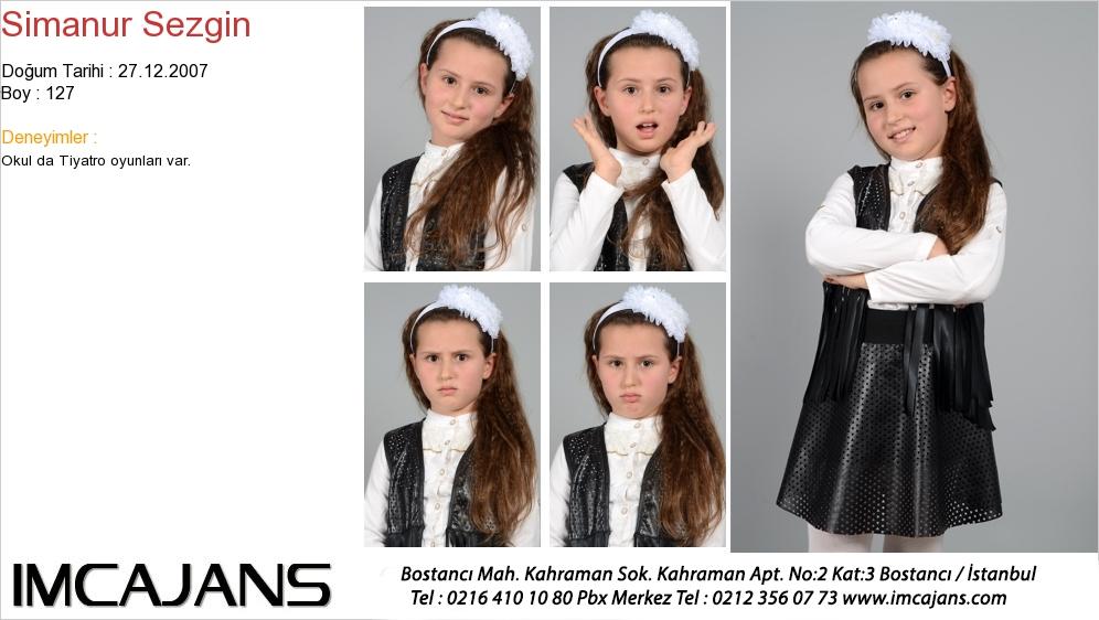 Simanur Sezgin - IMC AJANS