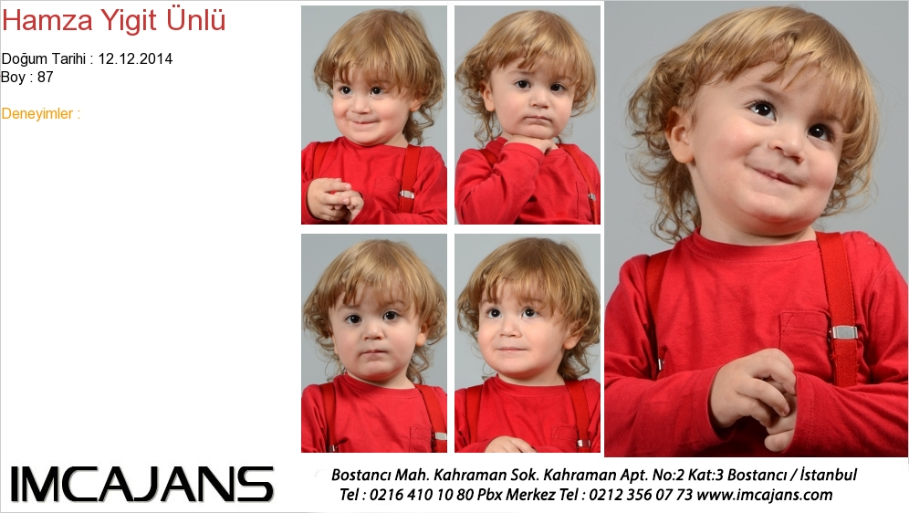 Hamza Yigit Ünlü - IMC AJANS