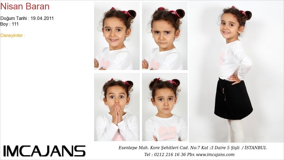 Nisan Baran - IMC AJANS
