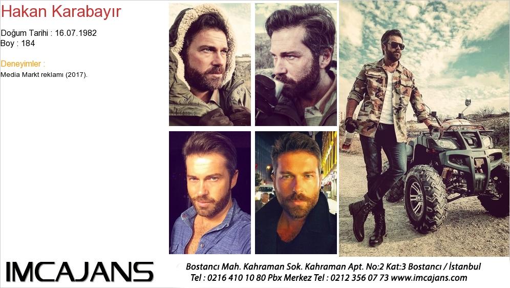 Hakan Karabayýr - IMC AJANS