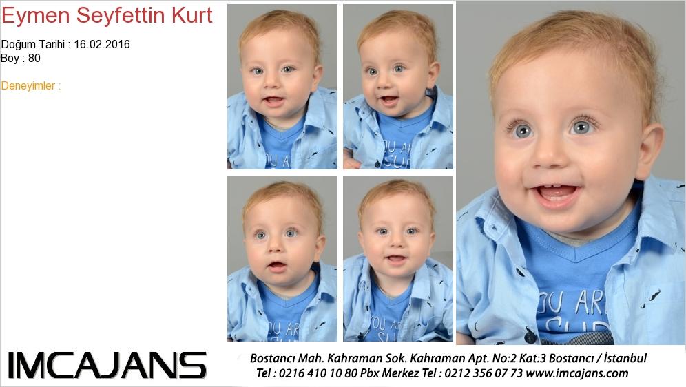Eymen Seyfettin Kurt - IMC AJANS