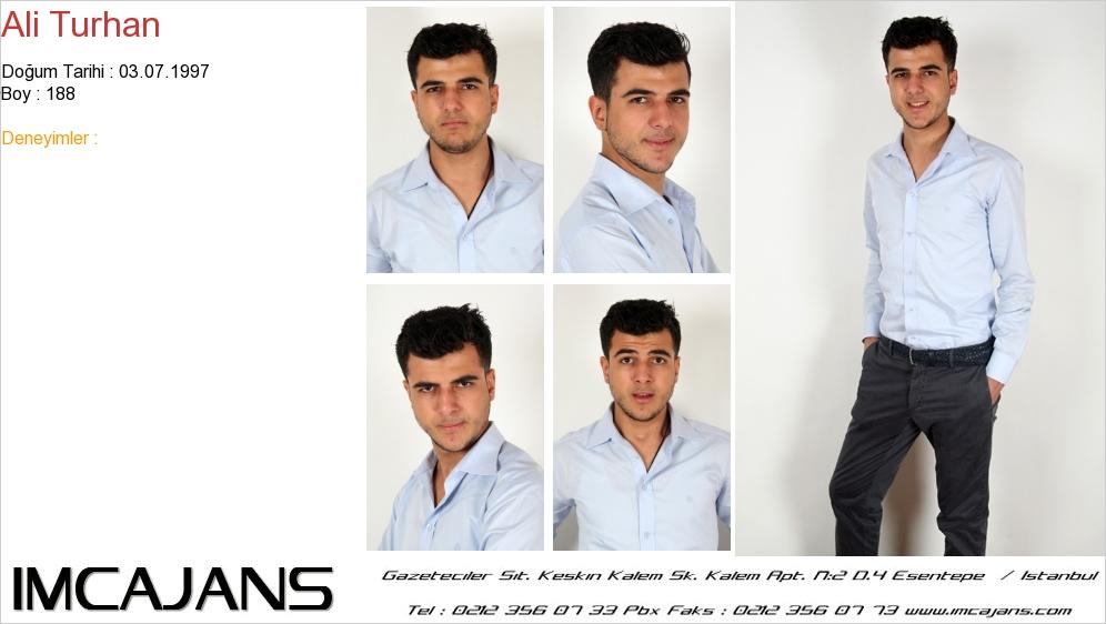 Ali Turhan - IMC AJANS