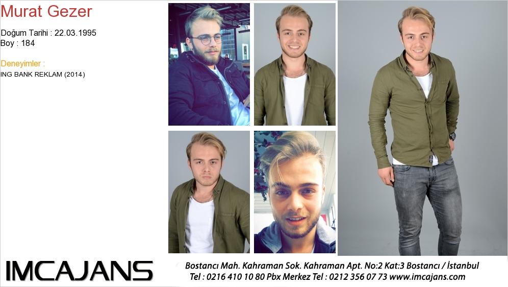 Murat Gezer - IMC AJANS