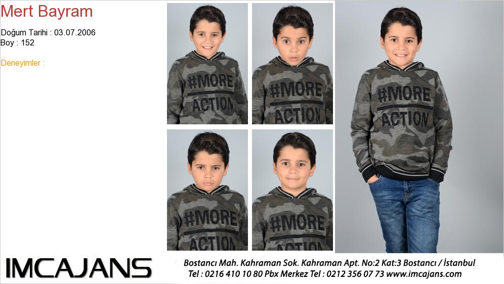 Mert Bayram - IMC AJANS