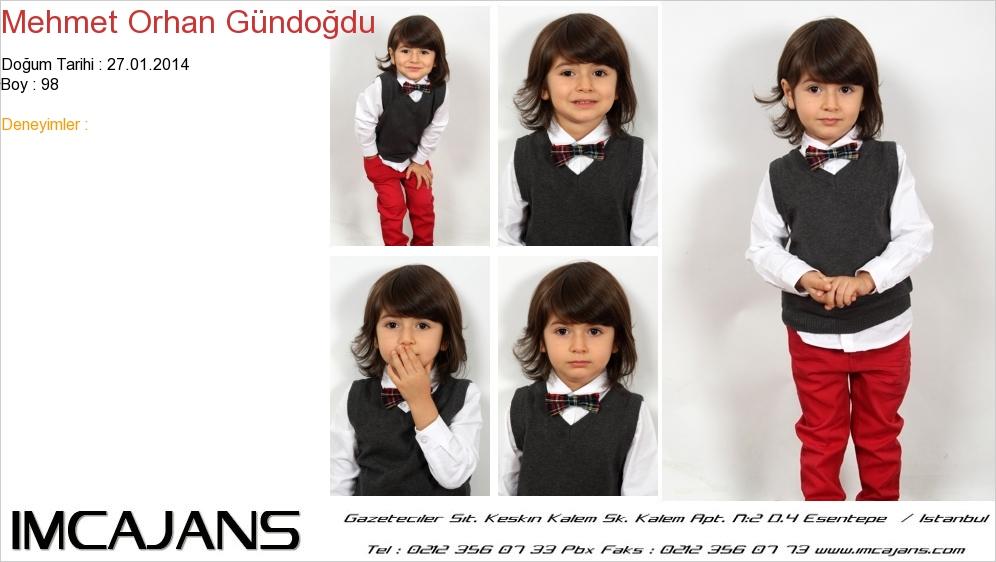 Mehmet Orhan Gündoðdu - IMC AJANS