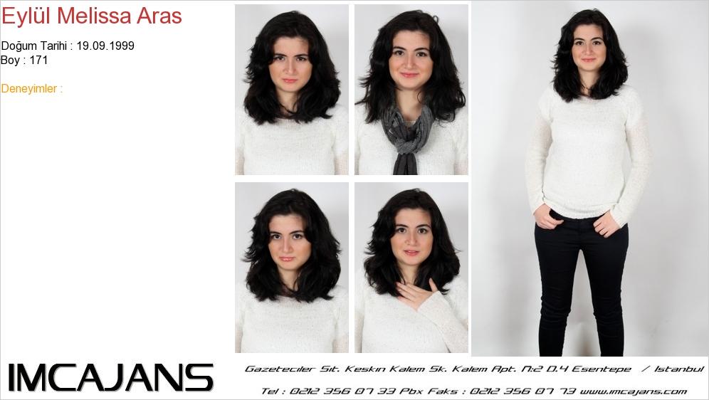 Eylül Melissa Aras - IMC AJANS