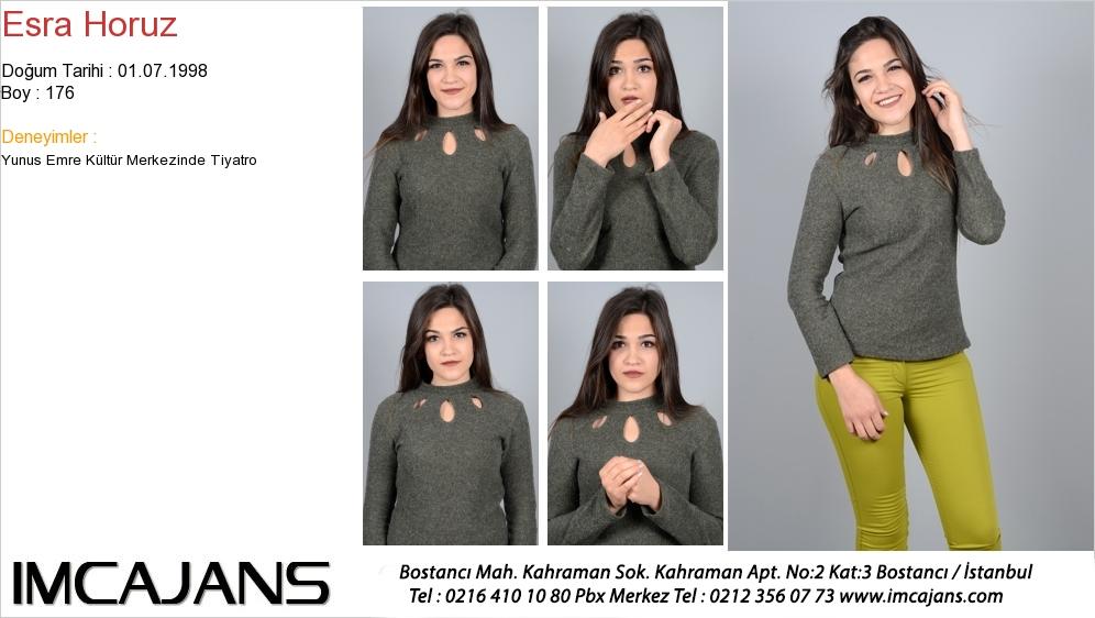 Esra Horuz - IMC AJANS