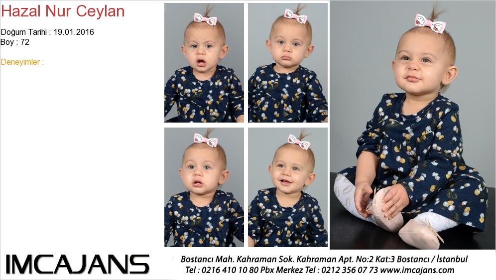 Hazal Nur Ceylan - IMC AJANS