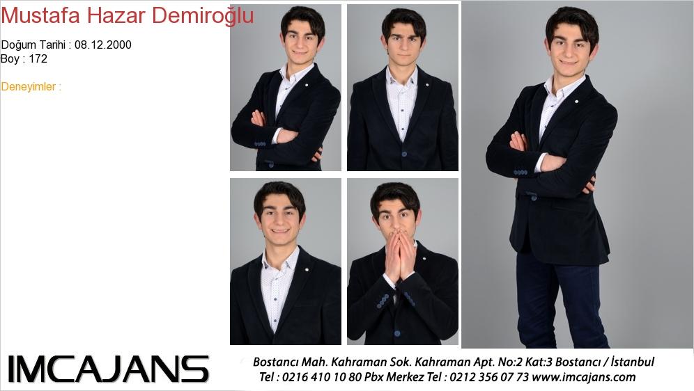 Mustafa Hazar Demiroðlu - IMC AJANS