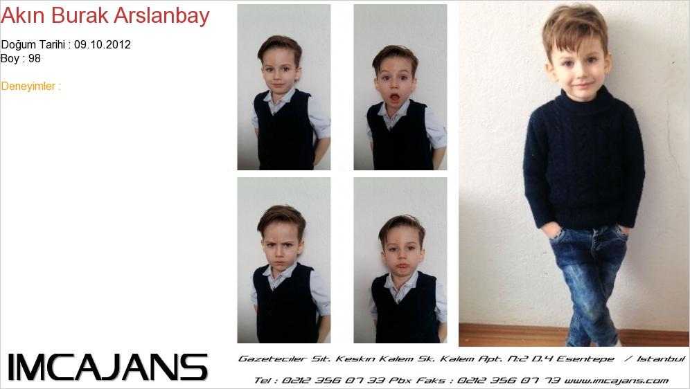 Akýn Burak Arslanbay - IMC AJANS