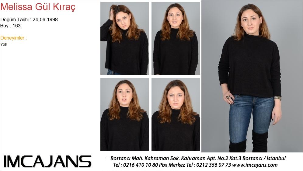 Melissa Gül Kýraç - IMC AJANS