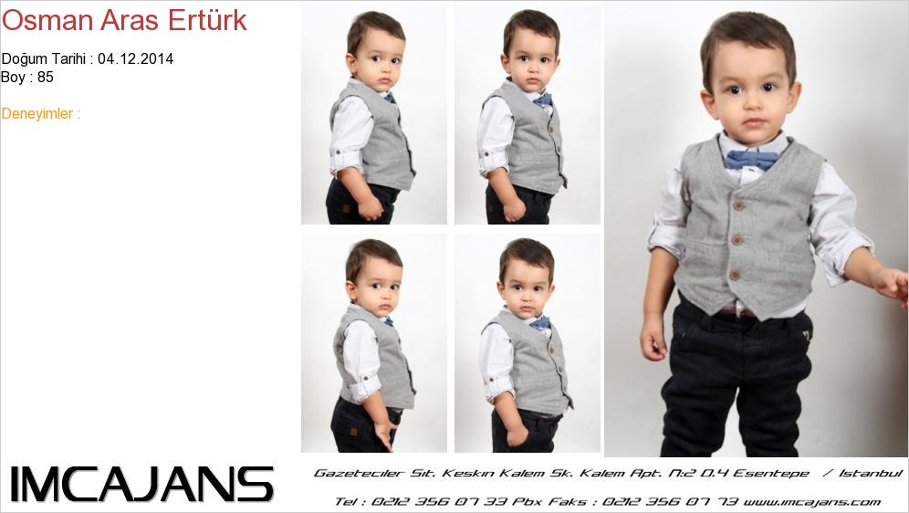 Osman Aras Ertürk - IMC AJANS