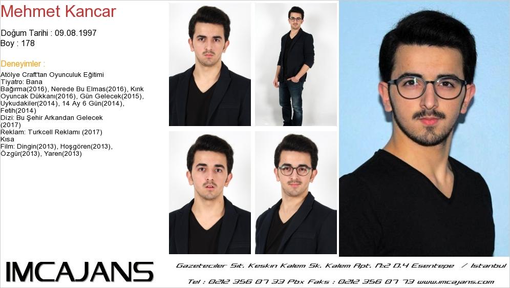 Mehmet Kancar - IMC AJANS