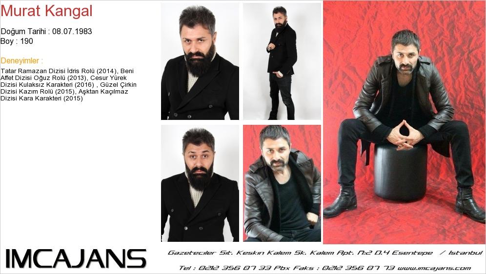 Murat Kangal - IMC AJANS