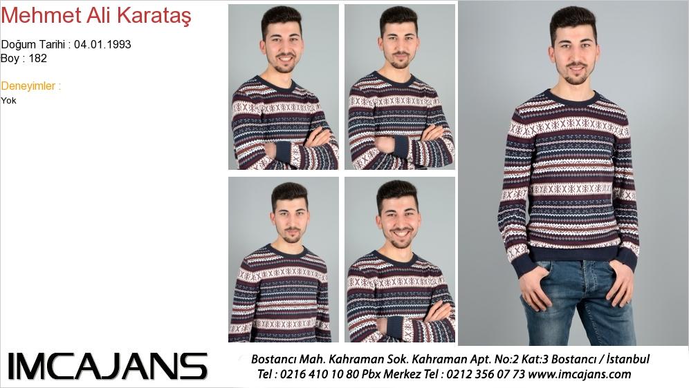 Mehmet Ali Karataþ - IMC AJANS