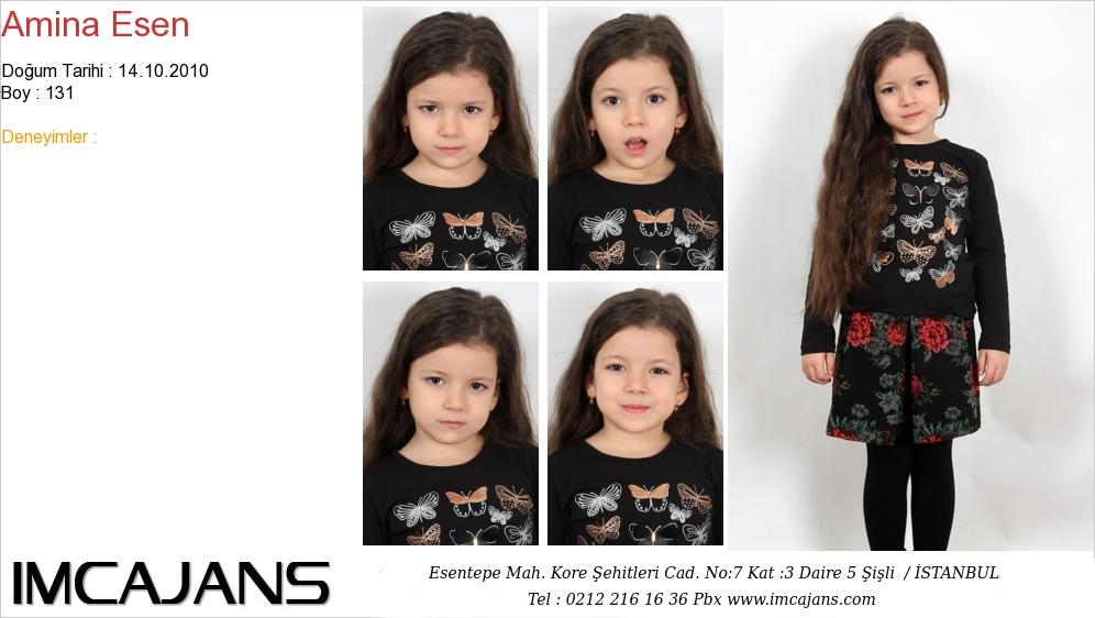 Amina Esen - IMC AJANS