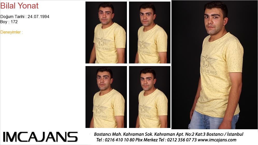 Bilal Yonat - IMC AJANS
