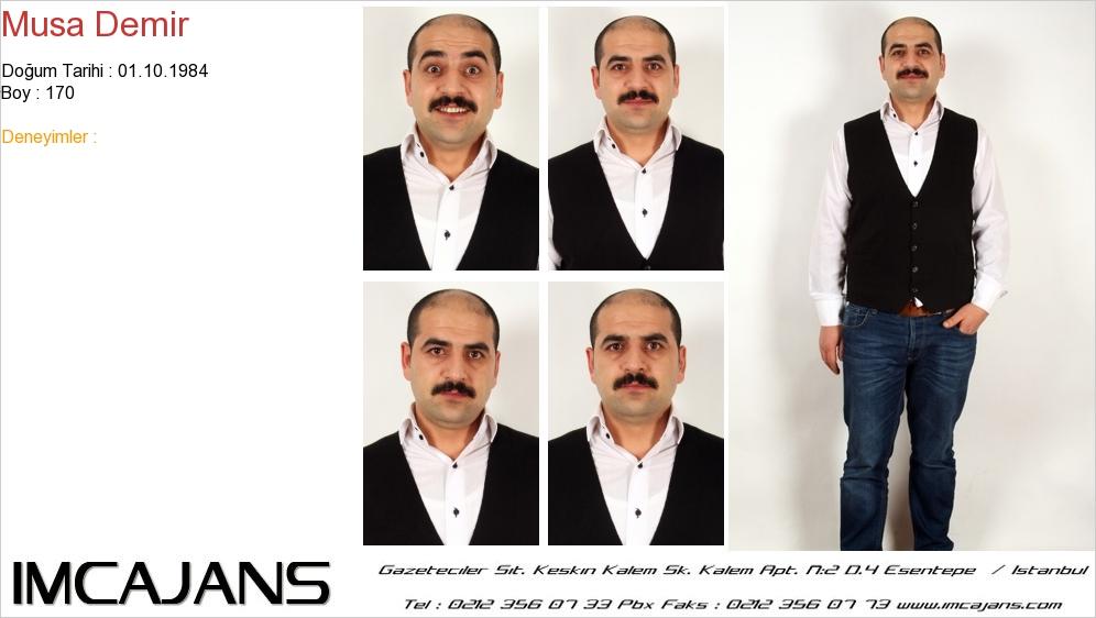 Musa Demir - IMC AJANS