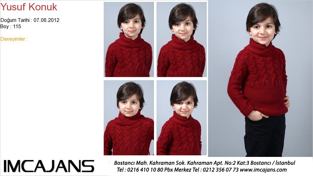 Yusuf Konuk - IMC AJANS